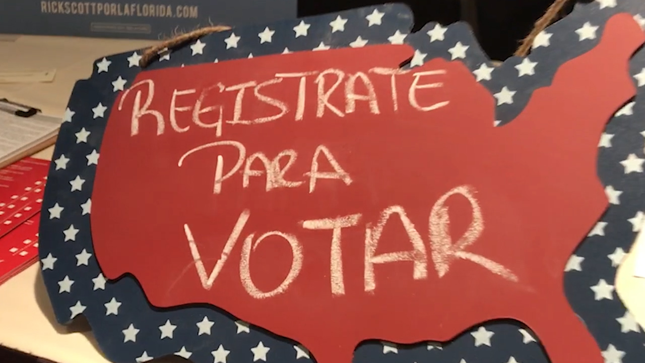 photo image Florida counties scrambling after abrupt order mandating bilingual ballots by 2020 primary