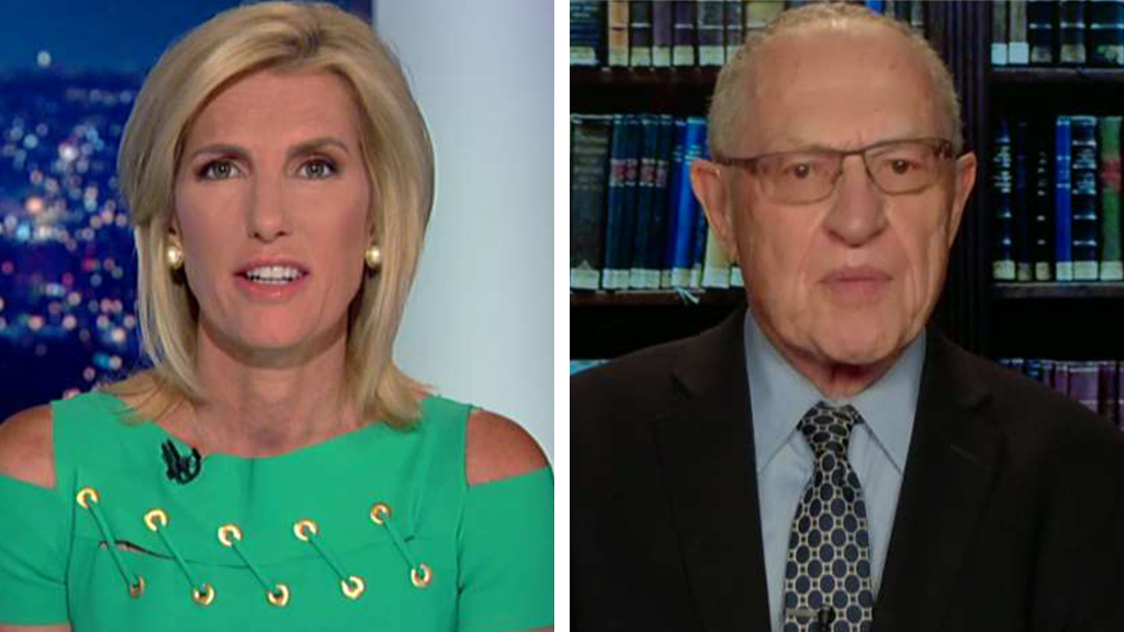 Westlake Legal Group Ingraham-Dershowitz_FOX Alan Dershowitz: Trump 'perfectly entitled to invoke executive privilege' fox-news/topic/fox-news-flash fox-news/shows/ingraham-angle fox-news/politics/house-of-representatives/democrats fox-news/politics/executive/white-house fox-news/politics/executive fox-news/person/donald-trump fox-news/entertainment/media fox news fnc/politics fnc Charles Creitz article 588dd48d-17b9-513a-b8a6-8a9f957819c4