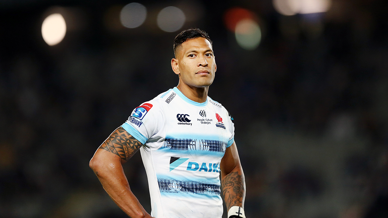 Israel Folau claims Australia wildfires result of country legalizing same-sex marriage, abortion