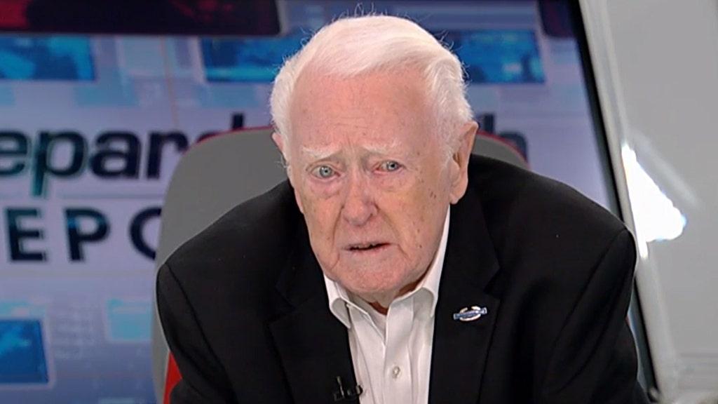 Westlake Legal Group John_McHugh D-Day veteran John McHugh recalls Normandy invasion: It was hell on earth Joseph Wulfsohn fox-news/us/personal-freedoms/proud-american fox-news/us fox news fnc/us fnc e4b7fec0-409c-5f85-b4dc-a75d4730ae2d article