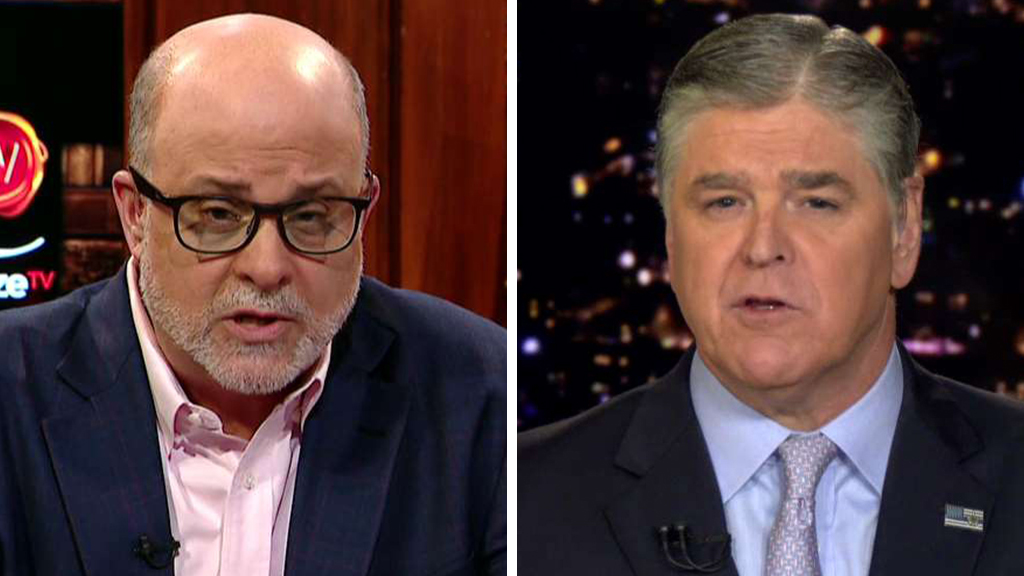 Westlake Legal Group Levin-Hannity-FOX Mark Levin: Mainstream media 'abandoned the pursuit of objectivity' fox-news/topic/fox-news-flash fox-news/shows/hannity fox-news/entertainment/media fox news fnc/politics fnc d56db0f4-732f-5fc0-86f3-b9d502bc14dc Charles Creitz article