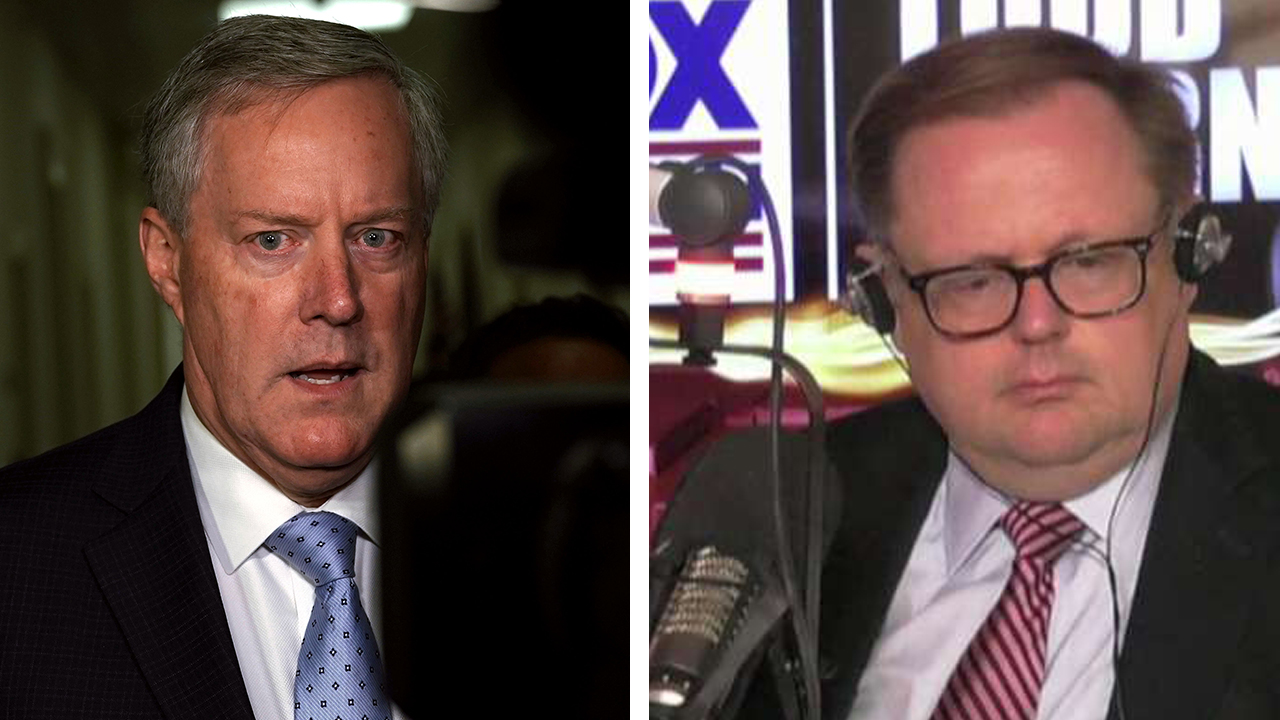 Westlake Legal Group Meadows-Starnes-Getty-FOX Rep. Mark Meadows: 'Senate Republicans need to get a backbone' on immigration fox-news/world/trade fox-news/us/immigration/mexico fox-news/us/immigration/illegal-immigrants fox-news/us/immigration fox-news/topic/fox-news-radio fox-news/topic/fox-news-flash fox-news/politics/senate/republicans fox-news/person/donald-trump fox-news/entertainment/media fox-news/columns/todds-american-dispatch fox news fnc/politics fnc Charles Creitz article 87625488-cfc7-5d3e-bceb-43e81d2421a6