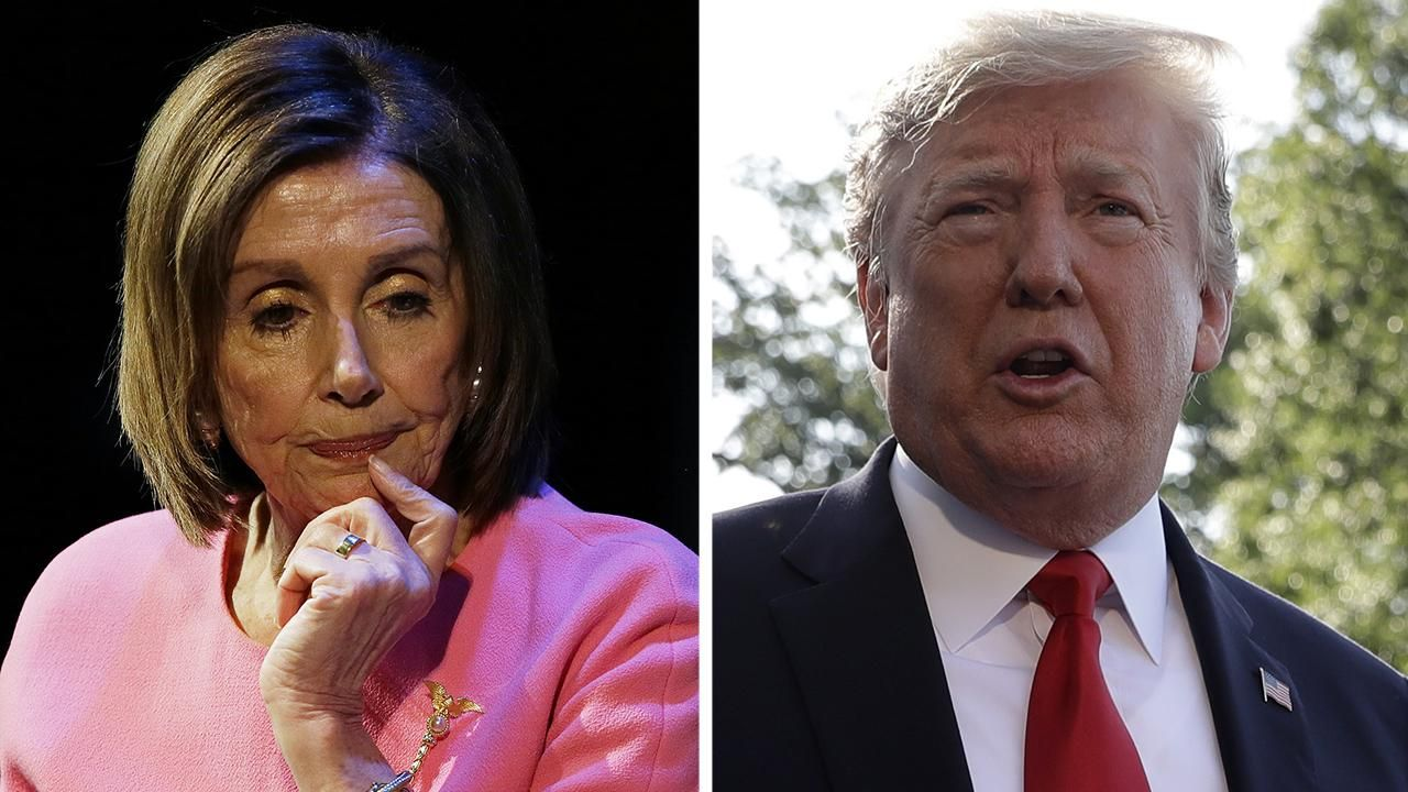 Westlake Legal Group PelosiTrump060619 Austan Goolsbee: Pelosi 'stepped over the line' with reported remarks about imprisoning Trump fox-news/topic/fox-news-flash fox-news/shows/hannity fox-news/politics/house-of-representatives/democrats fox-news/person/nancy-pelosi fox-news/person/donald-trump fox-news/entertainment/media fox news fnc/politics fnc e1967696-097f-52bb-8c8c-82a501b82afb Charles Creitz article