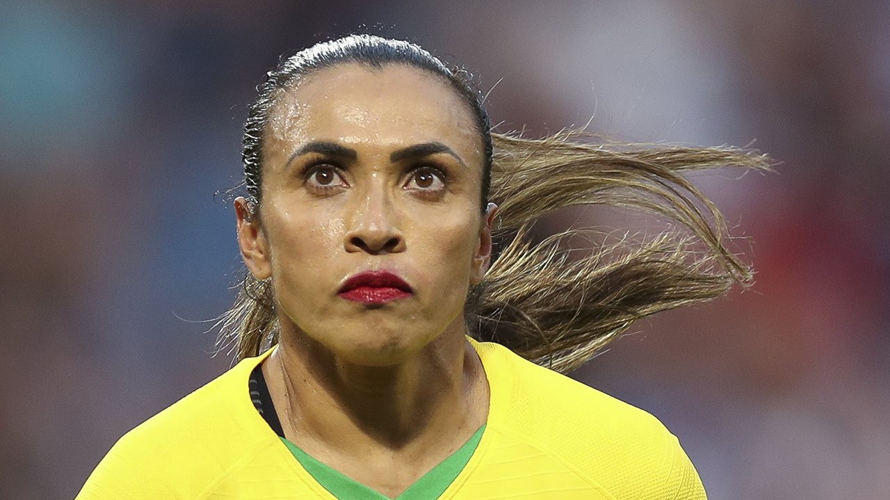 Brazil's Marta tests positive for coronavirus, could miss upcoming international matches: report