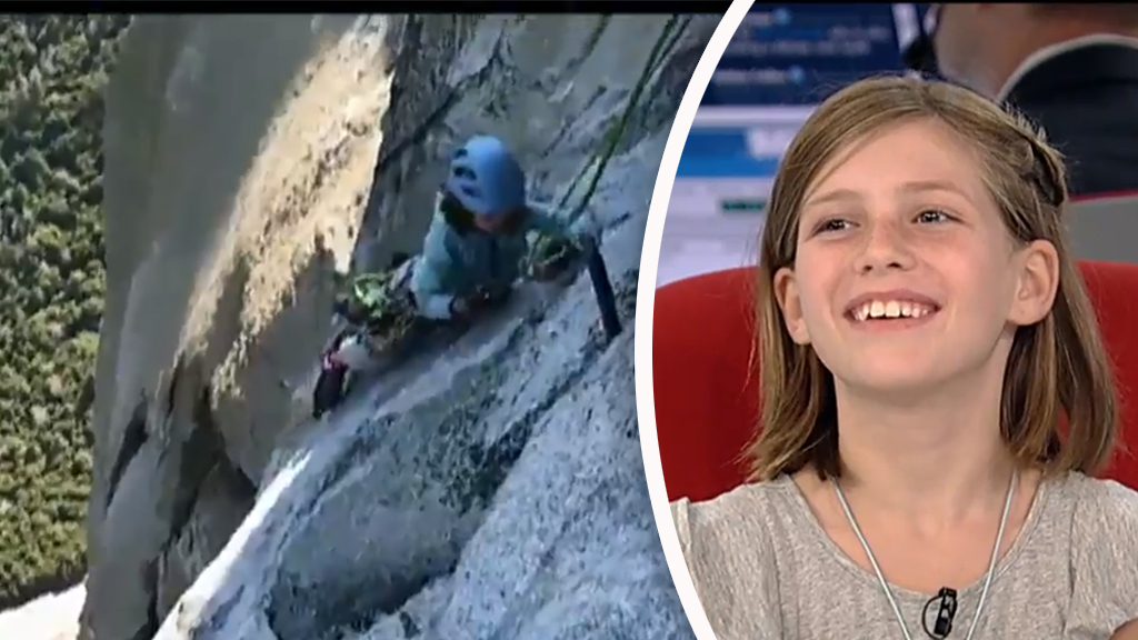 Westlake Legal Group Selah-Schneiter 10-year-old girl is youngest to climb El Capitan: 'I did it to have fun' Talia Kaplan fox-news/us/us-regions/west/colorado fox-news/us/us-regions/west/california fox-news/topic/fox-news-flash fox-news/good-news fox news fnc/us fnc eca0546a-a1d7-5417-b541-e6ea650266f5 article