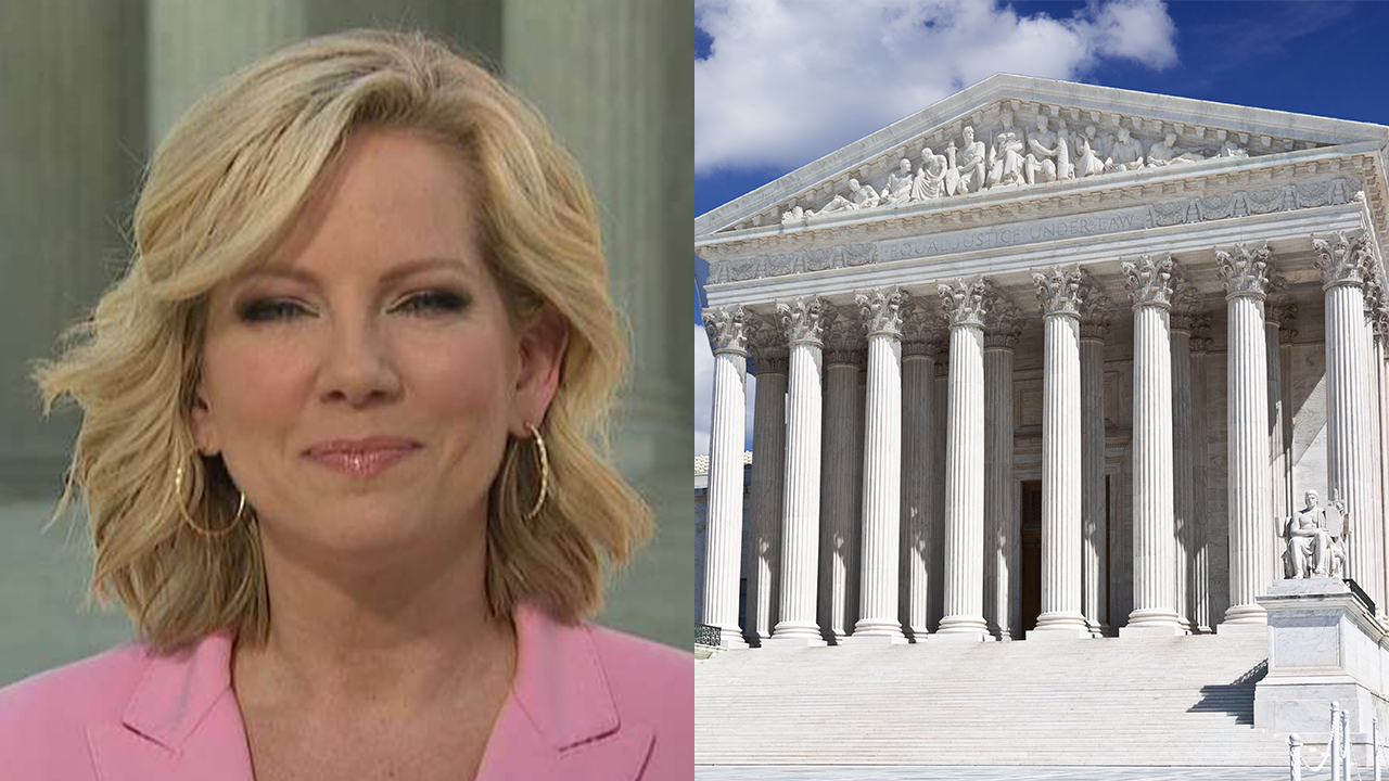 Westlake Legal Group Shanon-SCOTUS Shannon Bream reports on big week at SCOTUS, says Kavanaugh, Gorsuch have shown 'independence' fox-news/topic/fox-news-flash fox-news/politics/judiciary/supreme-court fox-news/entertainment/media fox news fnc/politics fnc David Montanaro b621c840-fa7b-5ab3-9d5d-d0d16f3408e0 article