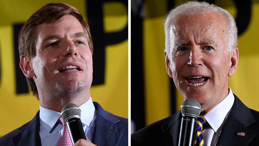 Westlake Legal Group Swalwell-Biden_AP Eric Swalwell swipes at Biden's age: I'll be a president that will 'actually have to live with the decisions I make' Joseph Wulfsohn fox-news/travel/vacation-destinations/miami fox-news/politics/elections/democrats fox-news/politics/2020-presidential-election fox-news/person/joe-biden fox-news/entertainment/media fox news fnc/politics fnc article 699c8511-6eb1-5646-90ec-93dc5ade7eb3