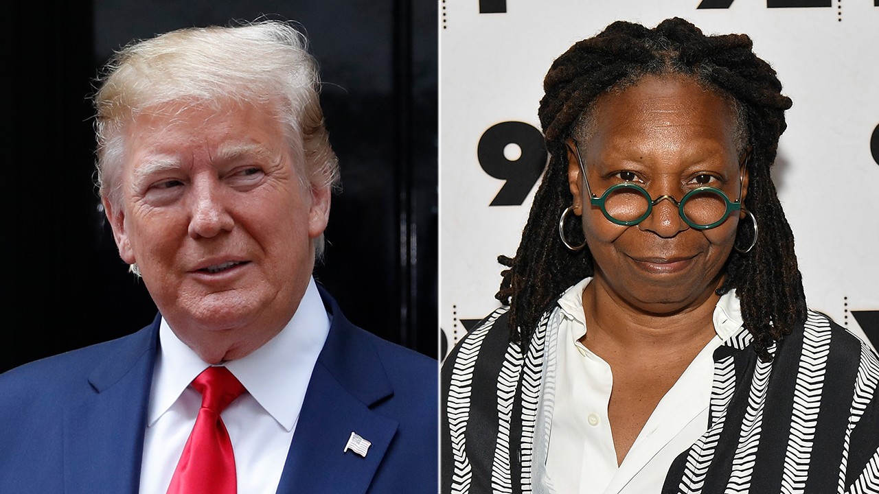 Westlake Legal Group Trump-Goldberg-AP-Getty Whoopi Goldberg accuses Trump admin of trying to 'dismantle our system of law' with Sondland decision Sam Dorman fox-news/politics/trump-impeachment-inquiry fox-news/person/whoopi-goldberg fox-news/person/joy-behar fox-news/person/donald-trump fox news fnc/entertainment fnc article 6461b4c1-b41a-598e-91da-da304c32b6c8