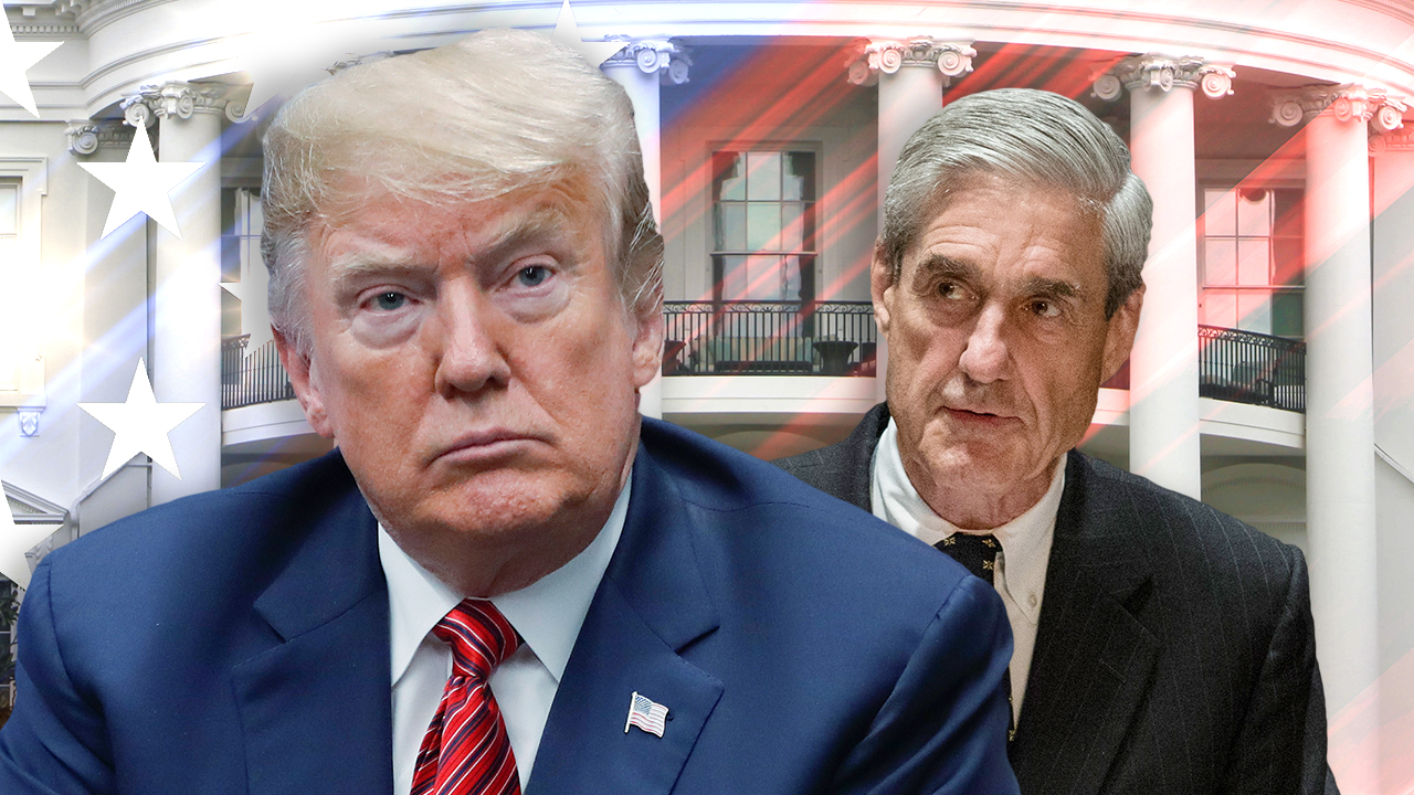 Westlake Legal Group Trump-Mueller-WH-2 Trump plans rally in North Carolina on same day as Mueller testimony Lukas Mikelionis fox-news/politics/2020-presidential-election fox-news/person/donald-trump fox-news/news-events/russia-investigation fox news fnc/politics fnc article 2deadd3a-f5e7-5a5b-b369-41c9ac6f28a8