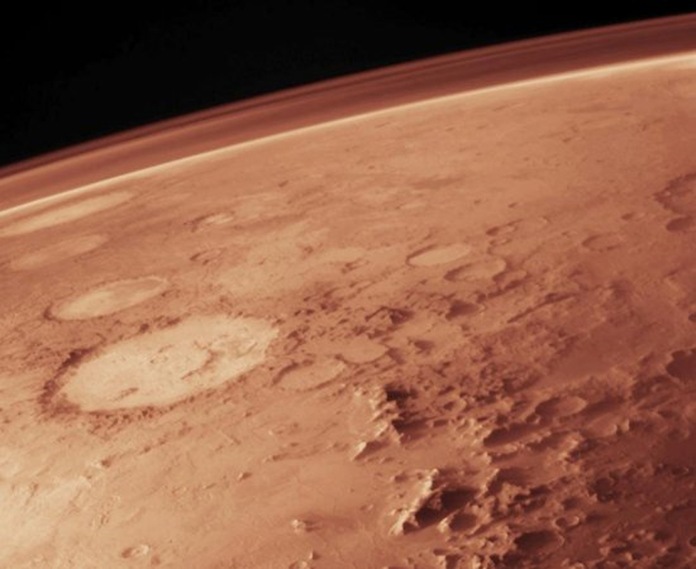 Mars may have hosted life earlier than Earth did, study says