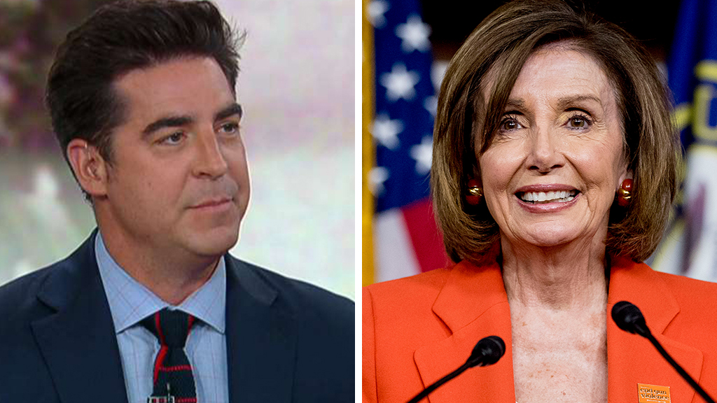 Westlake Legal Group Watters_Pelosi Jesse Watters: Dems 'the party of open borders and that's just a fact' Victor Garcia fox-news/us/immigration/border-security fox-news/us/immigration fox-news/topic/fox-news-flash fox-news/shows/the-five fox-news/entertainment/media fox news fnc/politics fnc article ad79f791-021c-53e2-af92-cfb2242ea7fb