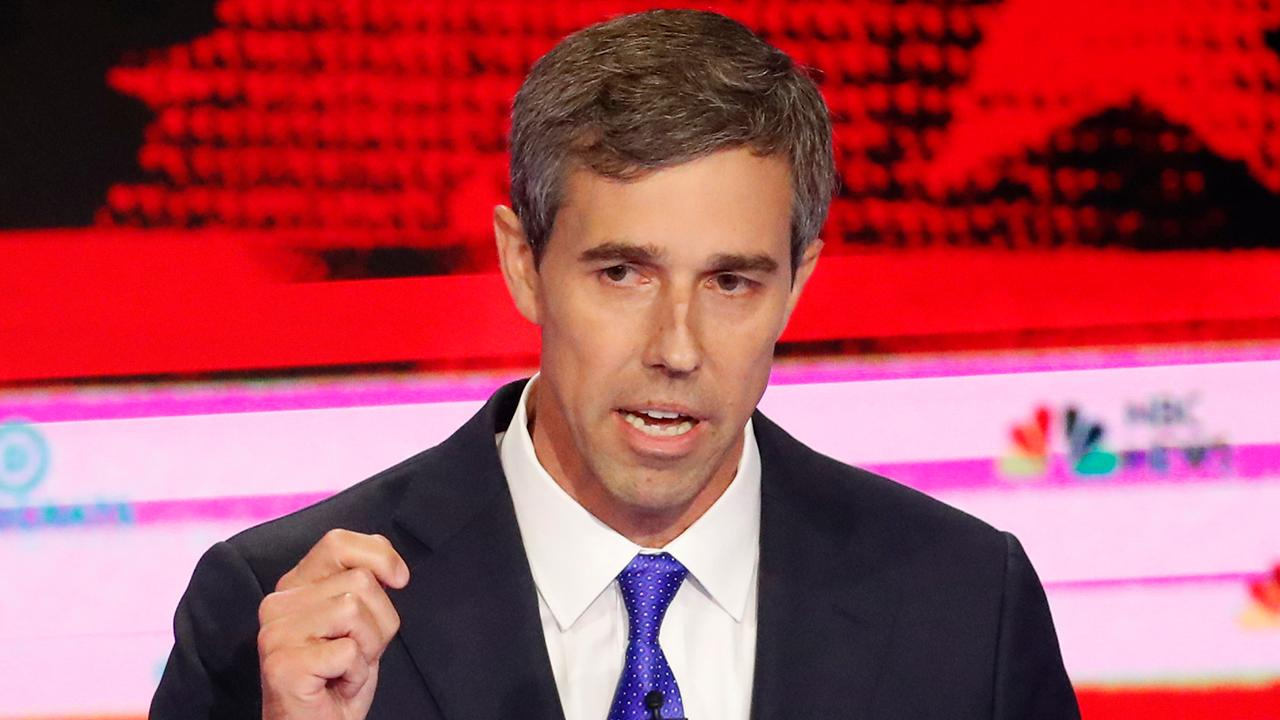 Westlake Legal Group beto Beto O'Rourke on Dem debate attacks: 'I'm not running against anybody,' I'm running for the country Lukas Mikelionis fox-news/shows/morning-joe fox-news/politics/2020-presidential-election fox-news/person/beto-orourke fox-news/entertainment/media fox news fnc/politics fnc article 8c98e360-5cac-541d-bb71-1621023c7ecb