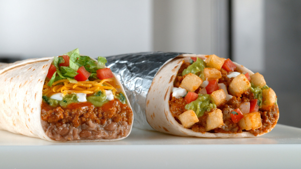Del Taco to launch Beyond Meat burritos after huge success of plant-based tacos