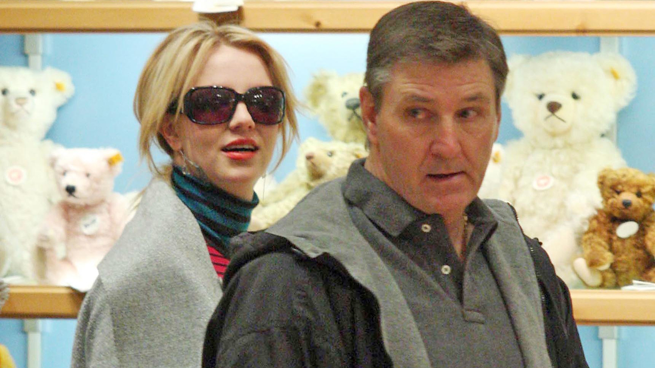 Britney Spears' father, Jamie, asks to step down as conservator after being accused of abusing her son: report