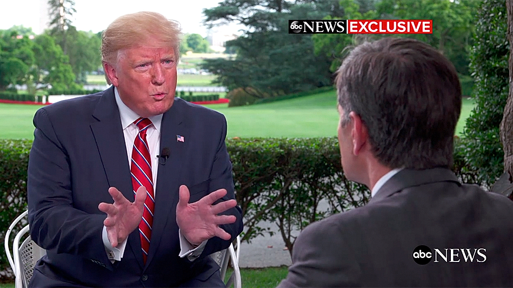 Westlake Legal Group donald-trump-ABC-2 Cal Thomas: 'Hypocrisy' and 'lie' have lost all meaning in today's politics fox-news/politics/senate/democrats fox-news/politics/house-of-representatives/democrats fox-news/politics fox-news/opinion/media fox-news/opinion fox news fnc/opinion fnc Cal Thomas article 1098e2ee-341e-52bf-adbe-05c3bd86a2e6