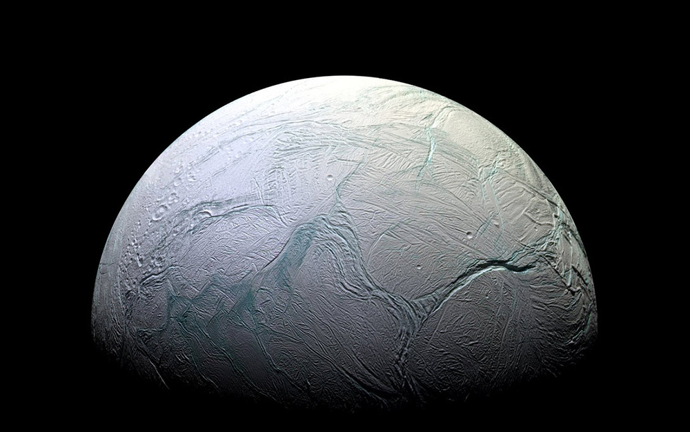 Mysterious Saturn moon could be best place to look for extraterrestrial life, top physicist says
