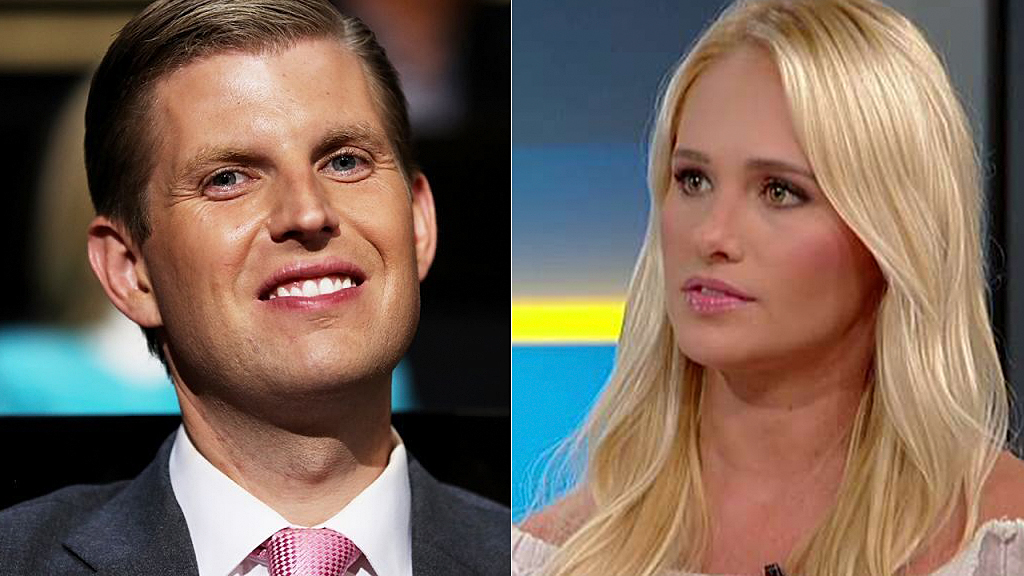 Westlake Legal Group eric-trump-tomi-lahren Tomi Lahren on woman spitting on Eric Trump: Par for the course from the 'loving and tolerant left' fox-news/topic/fox-news-flash fox-news/shows/fox-friends fox-news/person/donald-trump fox-news/entertainment/media fox news fnc/politics fnc David Montanaro article 9dc7ac8f-6d20-5fc0-916a-e180ade2b8bf