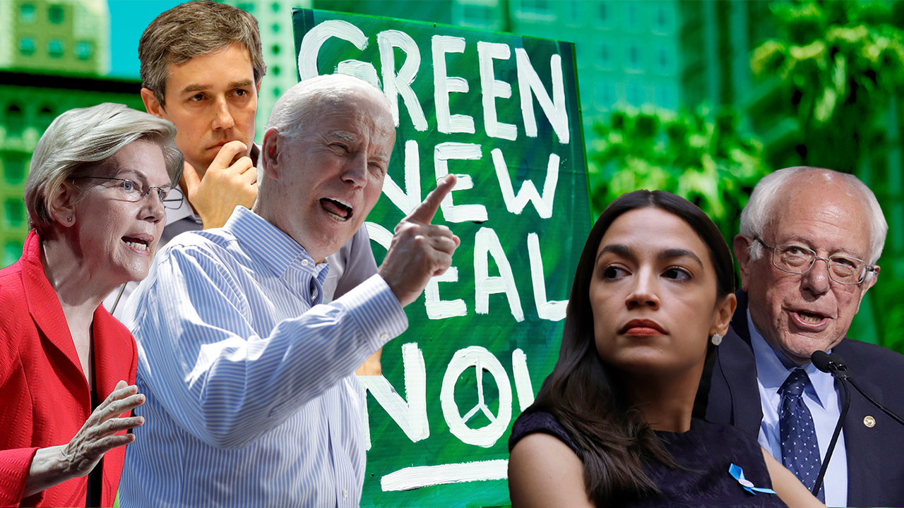 [Tvt News]Where do 2020 Democrats stand on the Green New Deal, climate change?