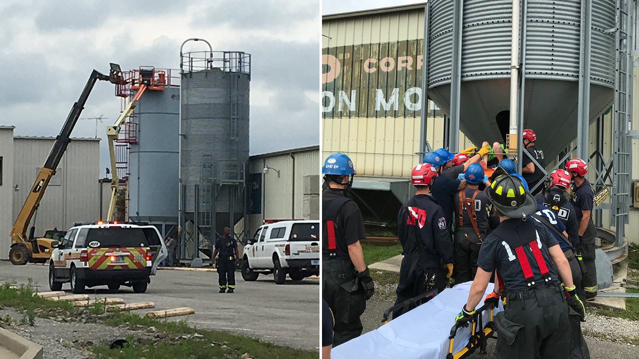 Westlake Legal Group indy-silo-sbs Indianapolis woman rescued a week after falling to bottom of 30-foot silo Stephen Sorace fox-news/us/us-regions/midwest/indiana fox-news/odd-news fox news fnc/us fnc article 9e6e4c6a-34b6-5e09-b1ff-68327c942558
