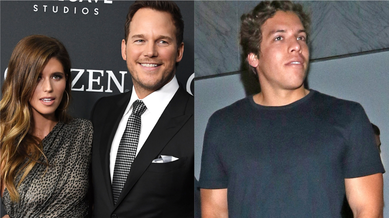 Chris Pratt and Katherine Schwarzenegger's wedding didn't include Arnold's love child Joseph Baena thumbnail