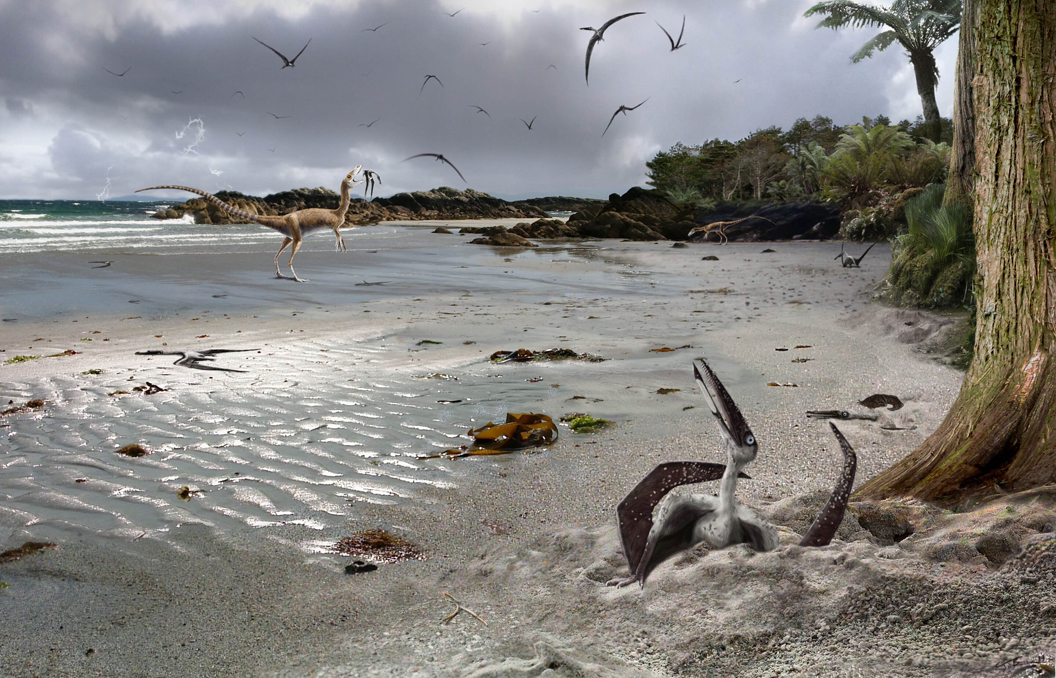 Prehistoric shocker: Baby pterosaurs could fly at birth, study finds
