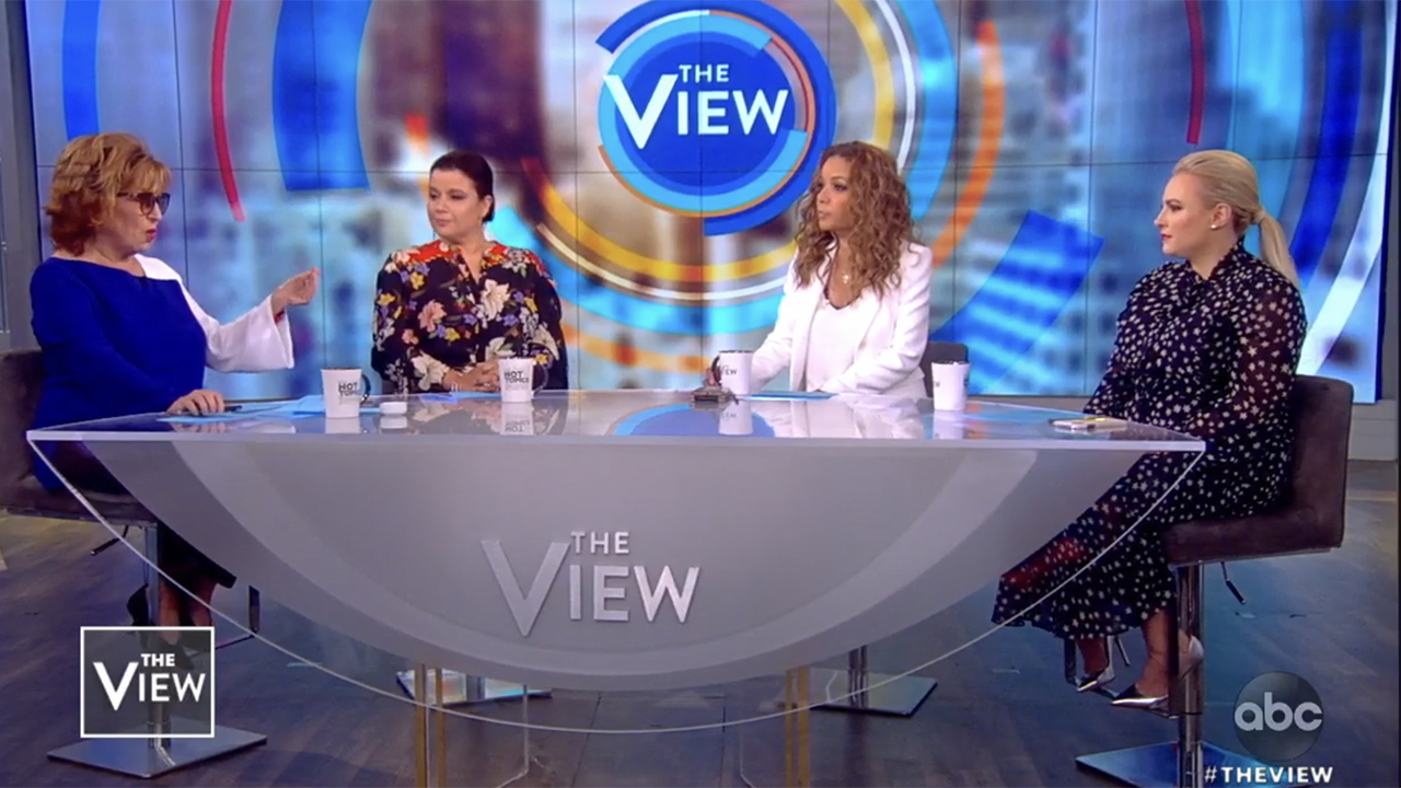 "Westlake Legal Group the-view ""The View"" pummels Biden over his exchange with Harris: Maybe he could be her VP Joseph Wulfsohn fox-news/politics/2020-presidential-election fox-news/person/kamala-harris fox-news/person/joy-behar fox-news/person/joe-biden fox-news/entertainment/the-view fox-news/entertainment/media fox news fnc/entertainment fnc article 3621660f-4617-5d99-9173-185d8b3b11ce"