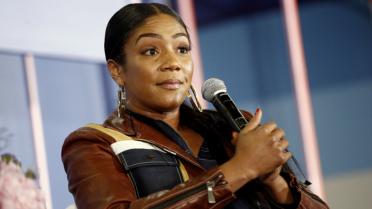 Tiffany Haddish cancels comedy show in Atlanta over Georgia heartbeat abortion law