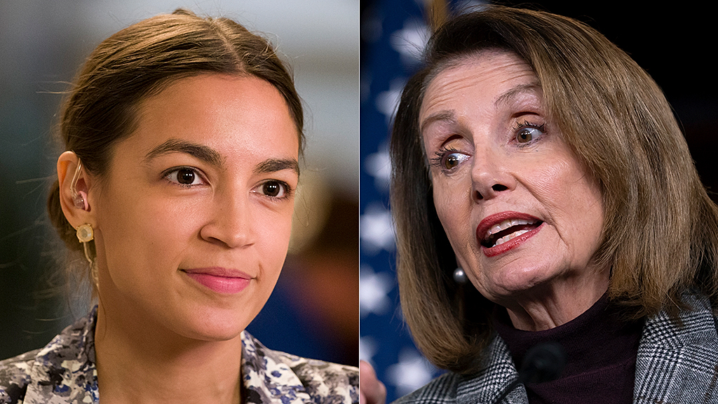 House Democratic Caucus rips AOC's chief of staff for criticizing lawmaker: 'Keep her name out of your mouth'