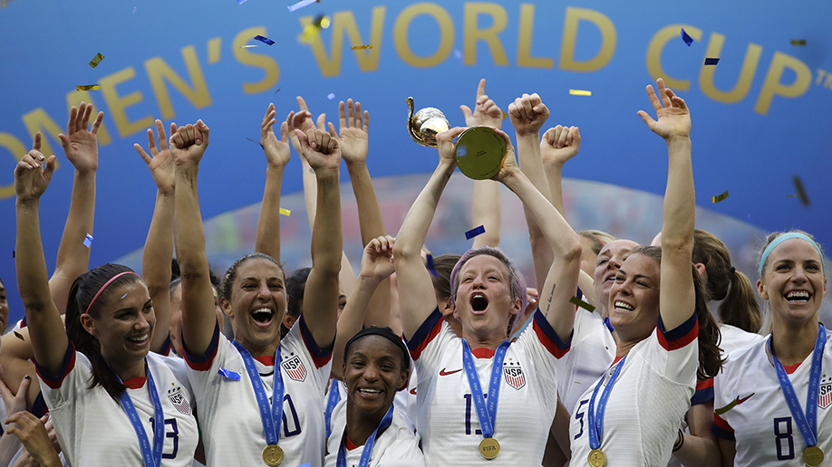 US women's soccer asks judge to rule in their favor in gender discrimination suit, award them nearly $67M