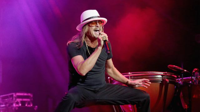 Kid Rock slams Oprah in drunken rant at Nashville bar