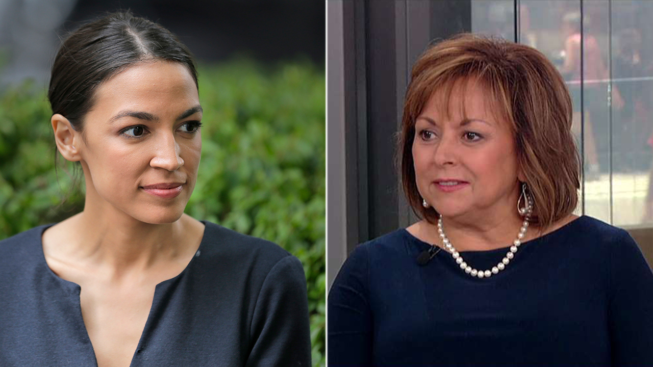 Westlake Legal Group AOC-Martinez-AP Former Gov. Martinez on AOC wanting to get rid of DHS: 'It's pure insanity' and would put country at risk fox-news/topic/fox-news-flash fox-news/shows/outnumbered fox-news/politics/executive/homeland-security fox-news/person/alexandria-ocasio-cortez fox-news/entertainment/media fox news fnc/politics fnc David Montanaro article 6756b78a-fa0a-5694-b955-d6479cb93a74