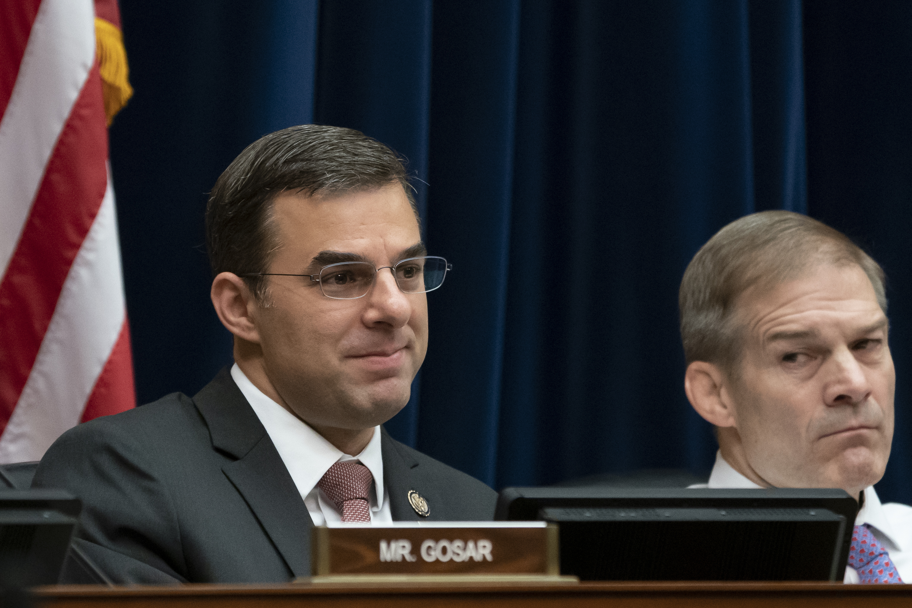 Rep. Justin Amash announces he is leaving GOP; Trump calls it 'great news' thumbnail