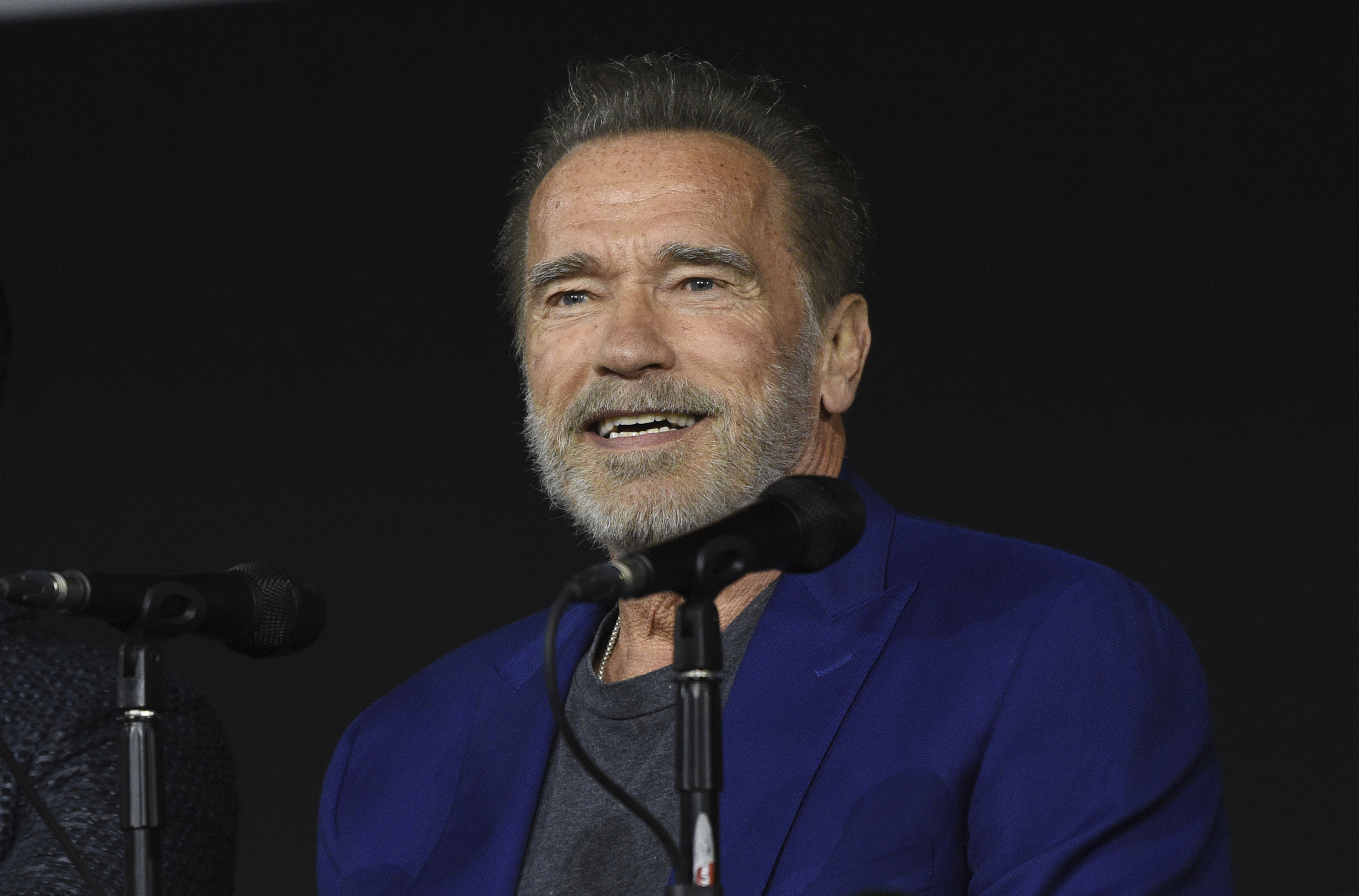 Westlake Legal Group AP19199695707471 Arnold Schwarzenegger says he 'could' vote for this Democrat in 2020 Sam Dorman fox-news/politics/elections fox-news/politics/2020-presidential-election fox-news/person/elizabeth-warren fox-news/person/donald-trump fox-news/person/arnold-schwarzenegger fox news fnc/media fnc fb5180a5-29c6-5254-af1e-ff736c06c100 article