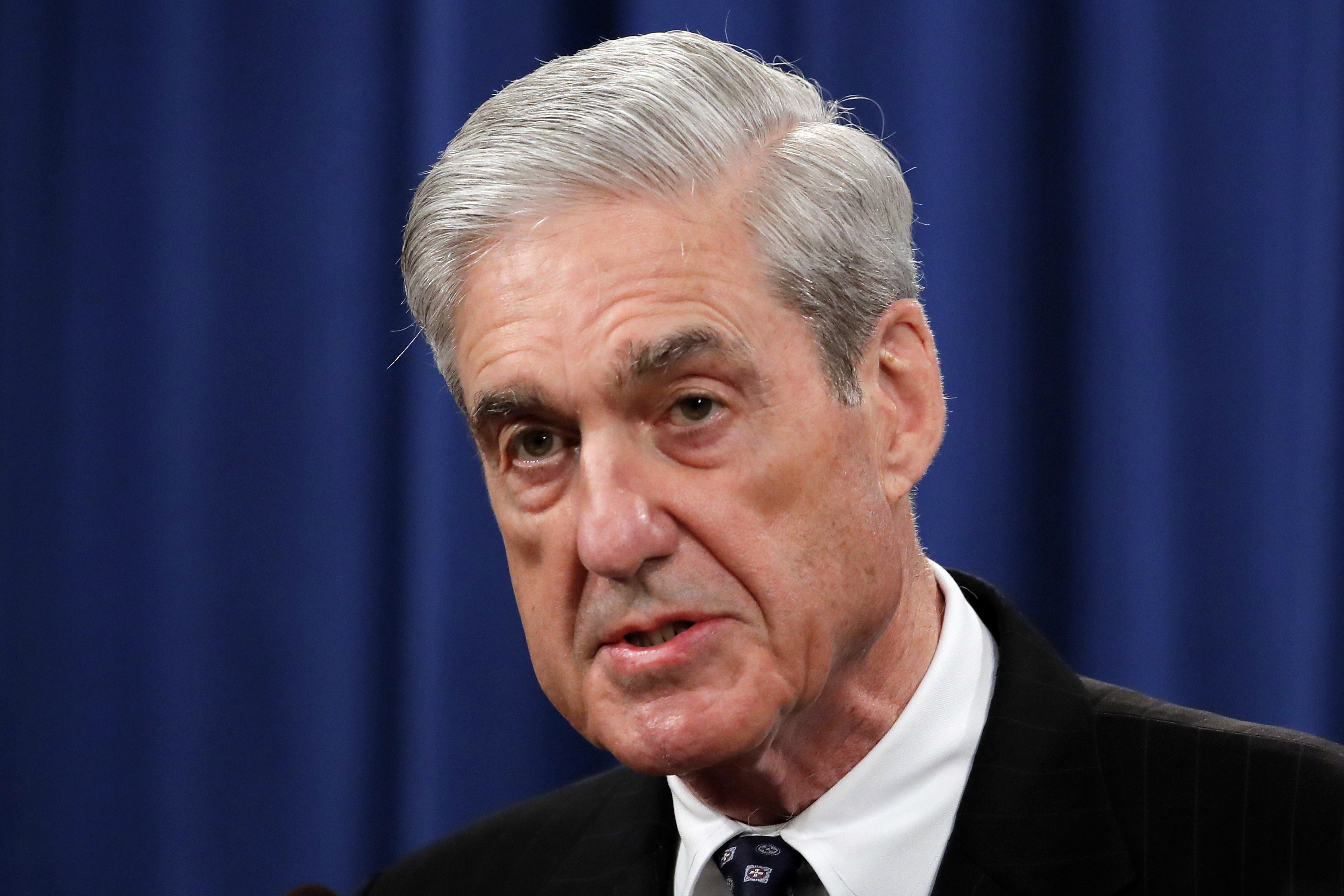 Former Special Counsel Robert Mueller and the FBI gained access to Trump transition team records during their Russia investigation, Senate Republicans said.
