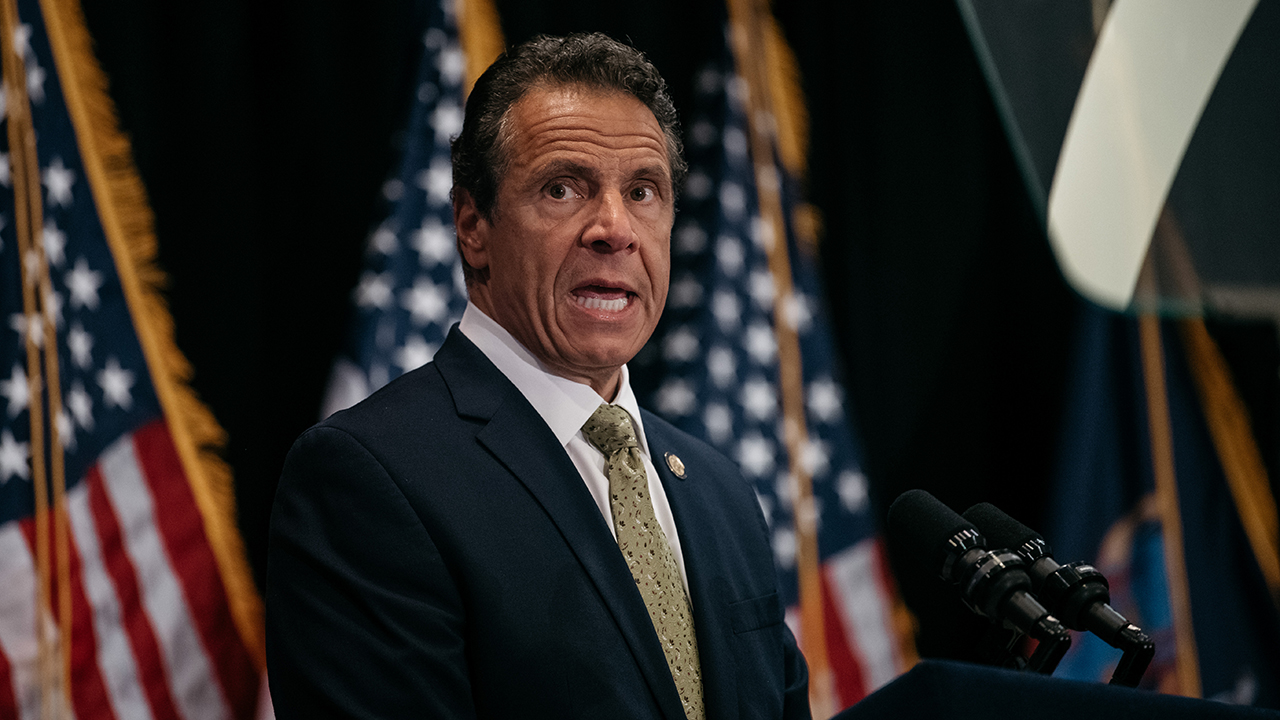 Cuomo jabs Trump vaccine effort amid NY governor's own snowballing controversies