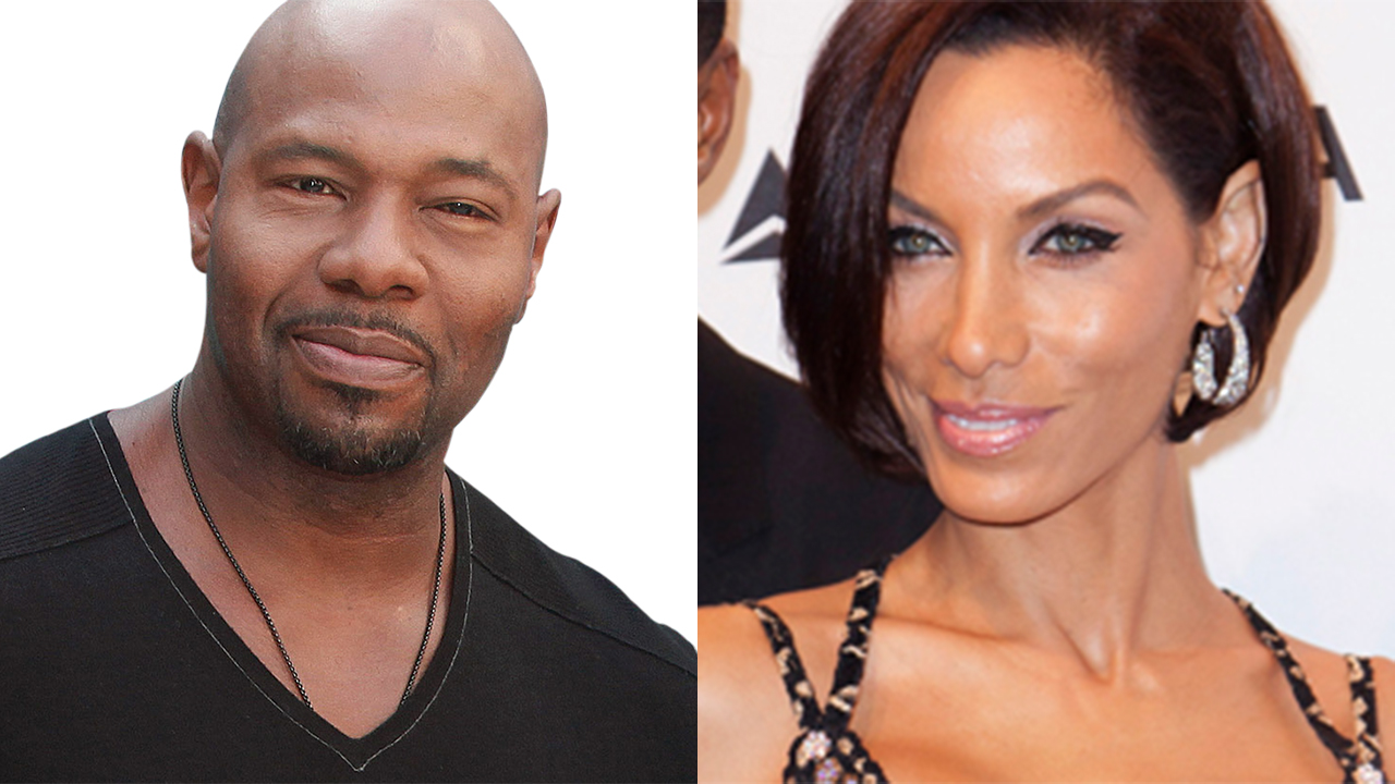 Nicole Murphy says kissing married Antoine Fuqua was a 'mistake'