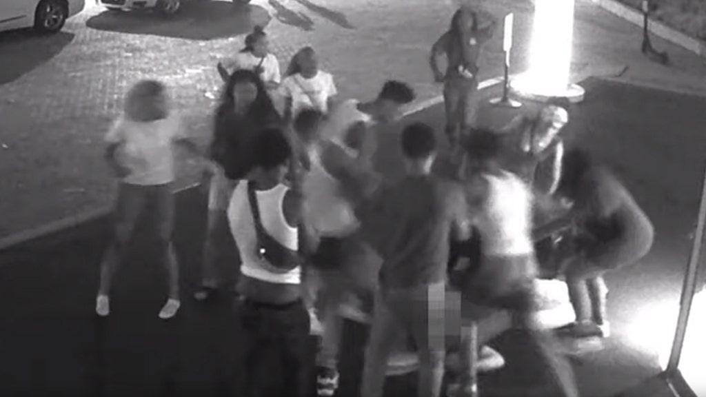 More than a dozen juveniles beat, stomp man outside Washington DC hotel, police say
