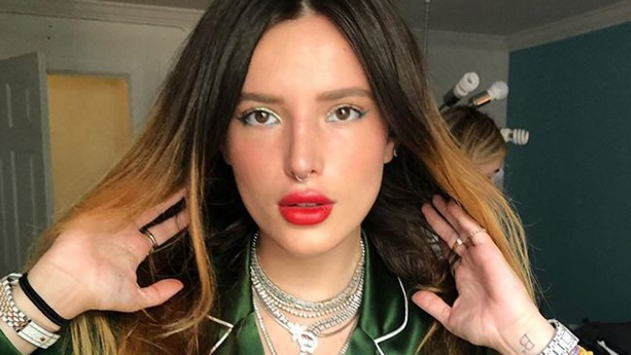 Westlake Legal Group Bella-Thorne-Insta-thumb Bella Thorne posts steamy video, admits to darkening hair and skin to appear 'more Latin' Melissa Roberto fox-news/person/bella-thorne fox-news/entertainment/celebrity-news fox-news/entertainment fox news fnc/entertainment fnc c985f936-0b98-54f8-b477-3d9be7123344 article