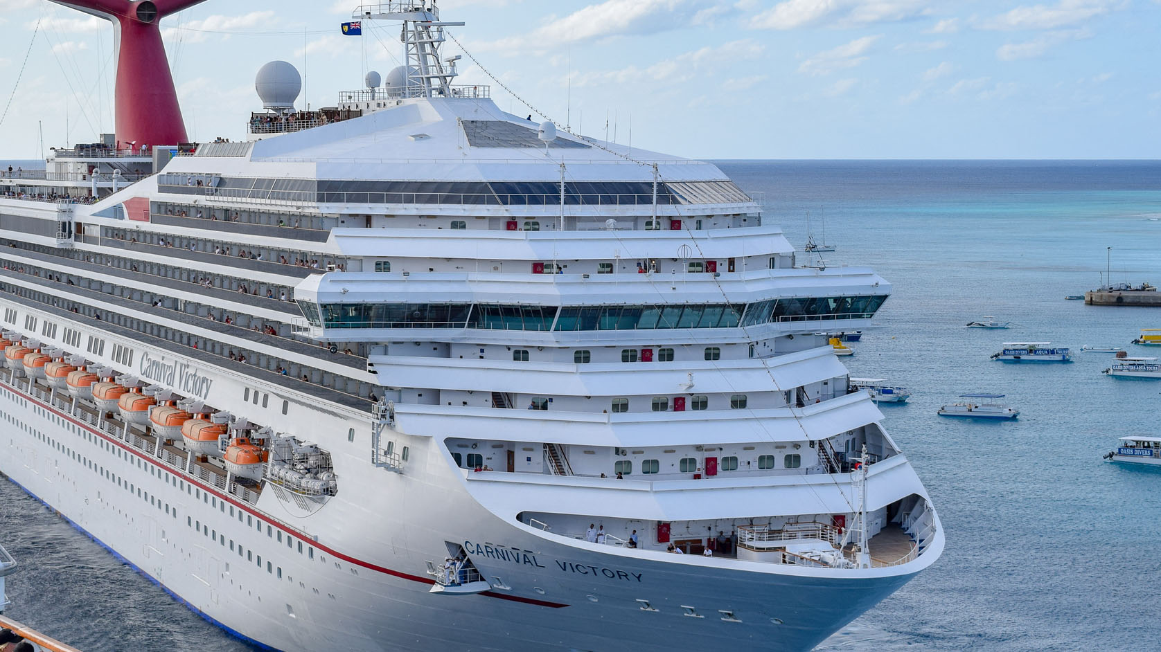 Westlake Legal Group Carnival-Victory Footage claims to show cruise ship spewing black smoke Michael Hollan fox-news/travel/general/cruises fox news fnc/travel fnc article 9369720d-6b5b-5b84-be19-9d8727b1fb30