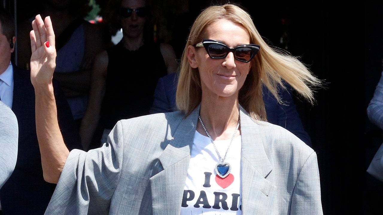 Céline Dion flaunts toned body in futuristic bodysuit, draws Beyoncé comparisons - Fox News