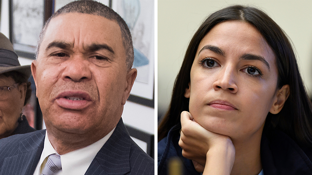 Westlake Legal Group Clay-AOC_Getty-AP House Dem blasts 'juvenile' Ocasio-Cortez, chief of staff: 'Ignorance is beyond belief' Sam Dorman fox-news/politics/house-of-representatives/democrats fox-news/person/nancy-pelosi fox-news/person/alexandria-ocasio-cortez fox-news/entertainment/media fox news fnc/politics fnc article 20148541-2ea3-5333-8ff4-e17e71b5c42f
