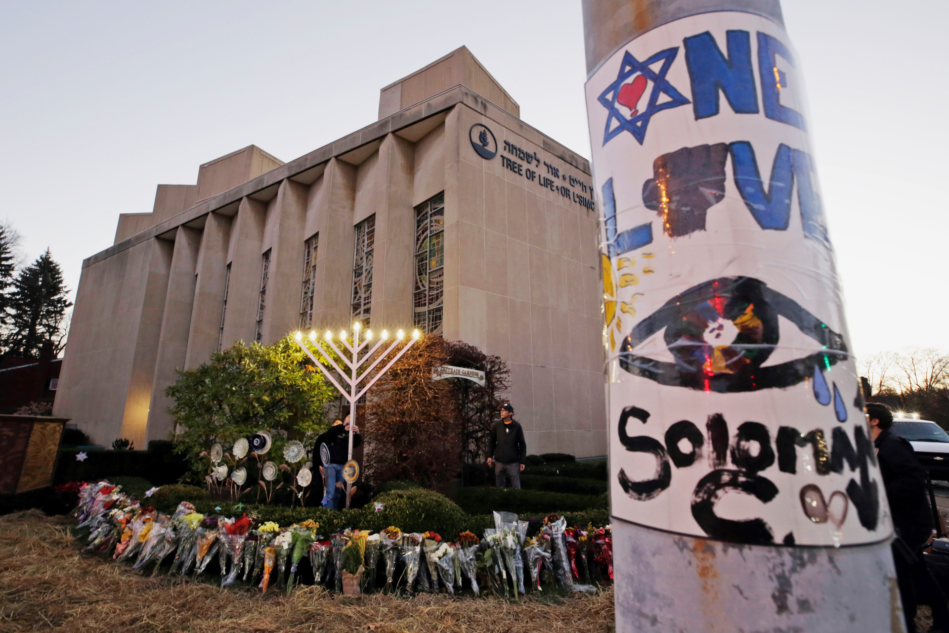 Pittsburgh paper donates Pulitzer prize money to Tree of Life synagogue