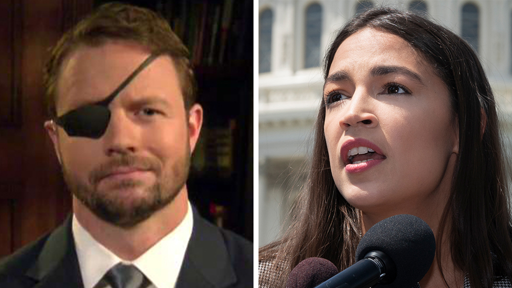 Westlake Legal Group Crensaw-AOC_Fox-AP Rep. Crenshaw: AOC 'getting bolder with her lies' about border crisis, refuses to offer illegal immigration fix fox-news/us/us-regions/southwest/texas fox-news/us/immigration/illegal-immigrants fox-news/us/immigration/border-security fox-news/us/immigration fox-news/topic/fox-news-flash fox-news/shows/the-story fox-news/politics/house-of-representatives/democrats fox-news/person/alexandria-ocasio-cortez fox-news/entertainment/media fox news fnc/politics fnc Charles Creitz article 5bde02ff-8cc3-5822-8f60-72c5eaf9133c