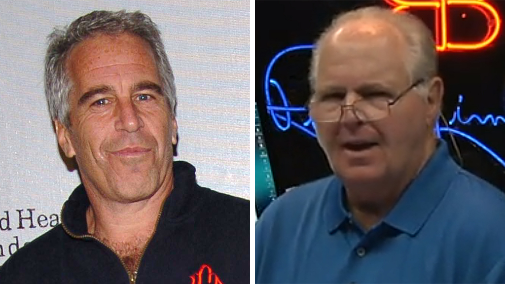 Westlake Legal Group Epstein-Limbaugh_Getty-RLS Rush Limbaugh: Dems trying to use Epstein case to take on Trump Victor Garcia fox-news/person/jeffrey-epstein fox-news/person/donald-trump fox-news/entertainment/media fox news fnc/politics fnc c2ff0966-9b4e-5c88-b4e0-6a33f426a665 article