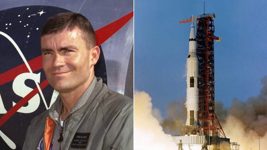 Apollo 13 astronaut Fred Haise recounts ill-fated mission: 'We never got to the edge of the cliff'
