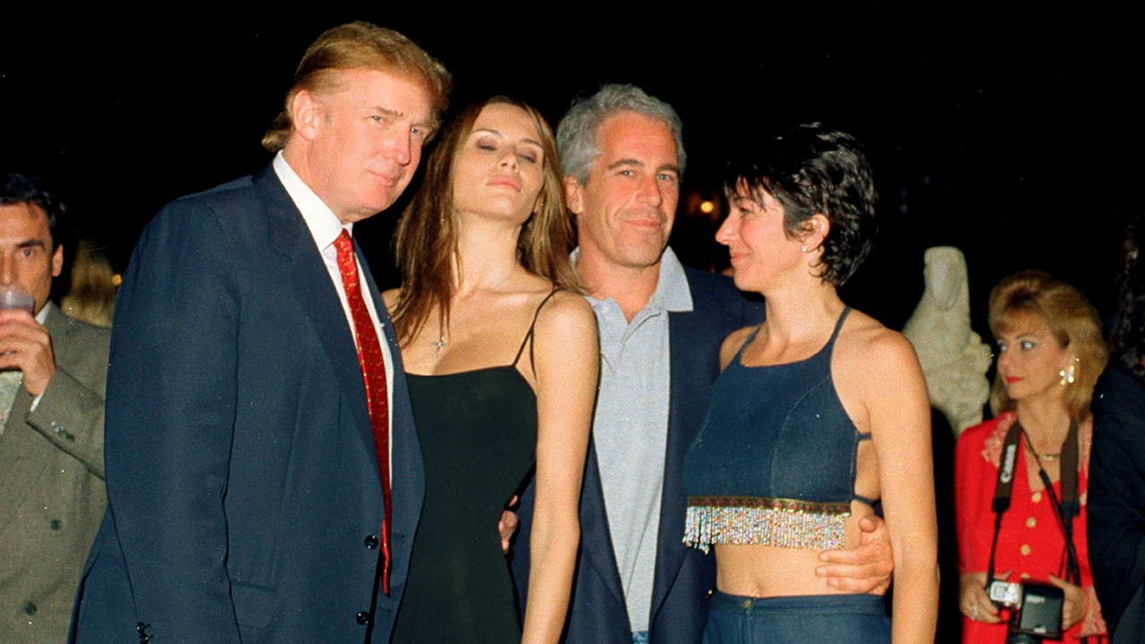 Trump retweets post implying Bill Clinton behind Jeffrey Epstein's death
