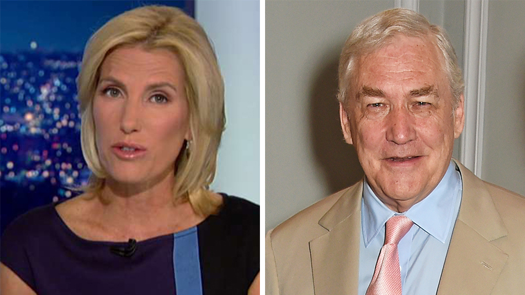 Westlake Legal Group Iingraham-Black_FOX-Getty Conrad Black: 2020 Dems are 'ludicrous troop of unqualified candidates'; Biden 'not up for the job' fox-news/topic/fox-news-flash fox-news/shows/ingraham-angle fox-news/politics/elections/democrats fox-news/politics/2020-presidential-election fox-news/person/joe-biden fox-news/person/donald-trump fox-news/entertainment/media fox news fnc/politics fnc Charles Creitz b5f61af8-1075-5902-ba41-e54e191809d7 article