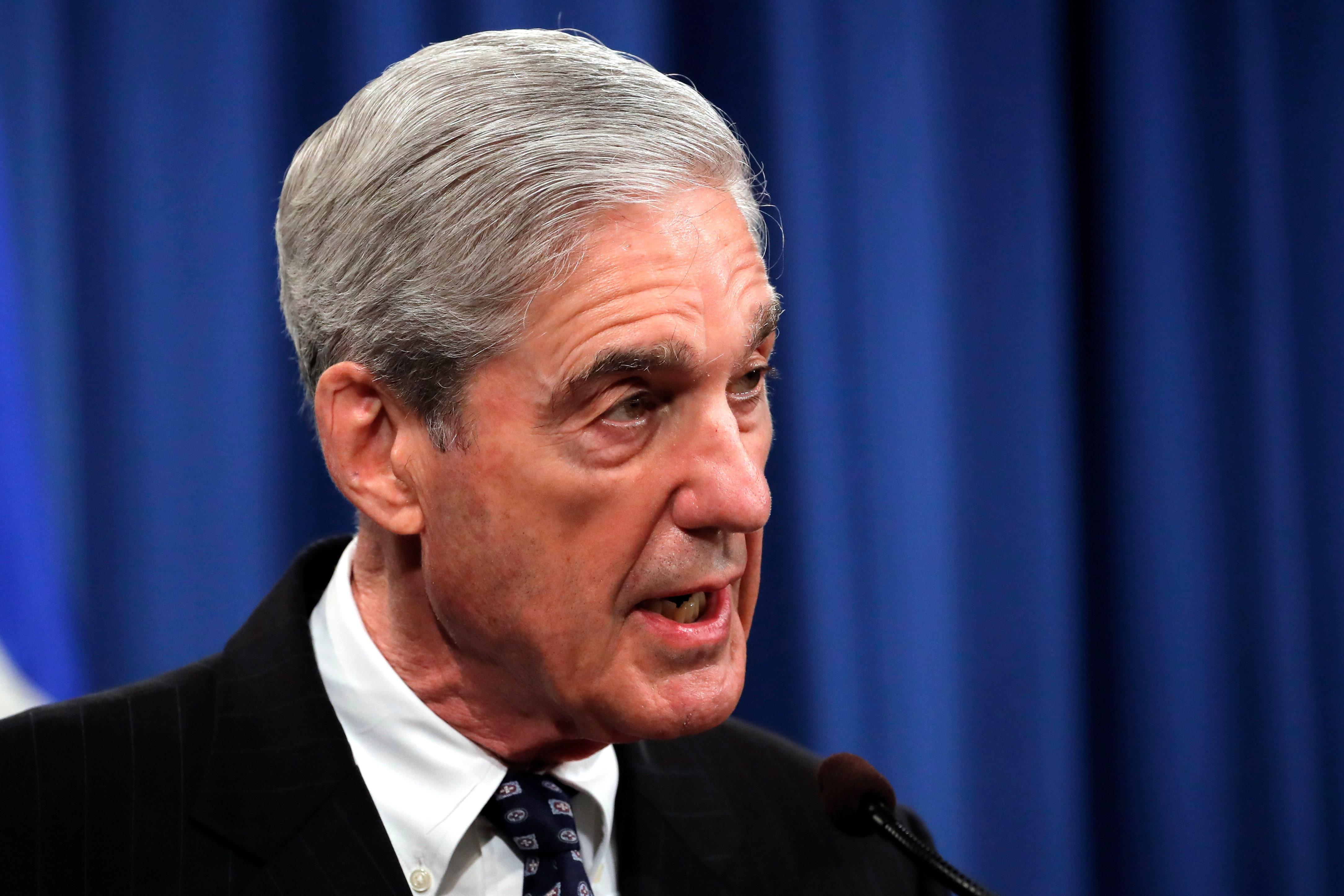 Westlake Legal Group Mueller053119_C_AP DOJ reveals no Mueller grand jury material shared with any foreign government Melissa Leon fox-news/politics/justice-department fox-news/person/robert-mueller fox-news/news-events/russia-investigation fox news fnc/politics fnc article 6f5d4078-8af6-51a1-b0fa-9edd4d31a653