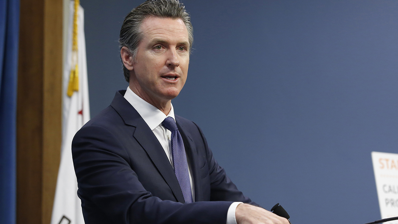 Westlake Legal Group POLS-Gavin-Newsom California adopts nation's broadest gun seizure law Melissa Leon fox-news/us/us-regions/west/california fox-news/us/personal-freedoms/second-amendment fox news fnc/us fnc d7a64937-0a2c-5519-af78-5135f51c4b07 article