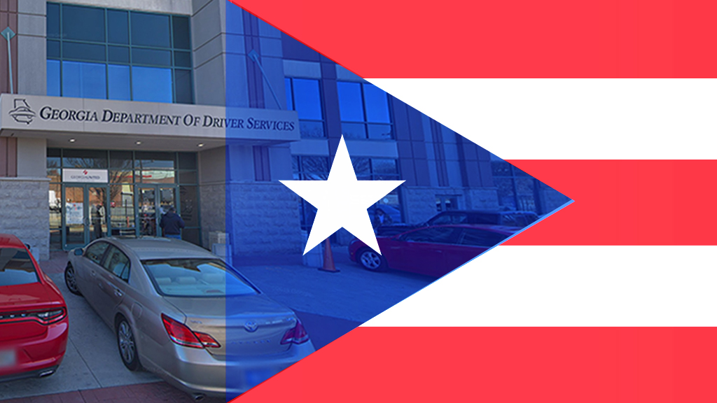 Westlake Legal Group PR-Flag-Georgia Lawsuit accuses Georgia of discriminating against Puerto Rican driver's license applicants Louis Casiano fox-news/us/disasters/transportation fox news fnc/us fnc article 5f875f9a-6c22-5e66-be16-aa889e8d29bb